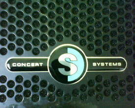 Band PA system for motorcycle. Transalp, Tengai, Dominator or similar. Swap or p/x