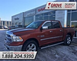 2013 Ram 1500 SLT w/ Cloth Seats, Touch Screen, 4X4, Edmonton Edmonton Area image 7
