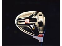 Brand New Taylor Made M1 460cc Driver.