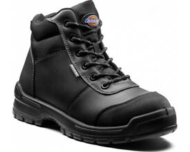 Brand New Dickies Andover Safety Work Boots Steel Toe Cap RRP £45