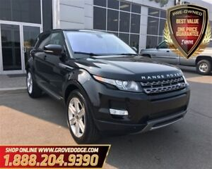 2013 Land Rover Range Rover Evoque Pure Premium| Leather| Low KM