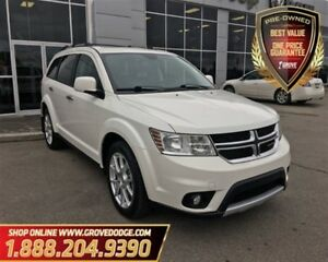 2015 Dodge Journey R/T| AWD| Leather| Rear DVD| Sunroof