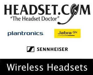 Wired Wireless Headsets