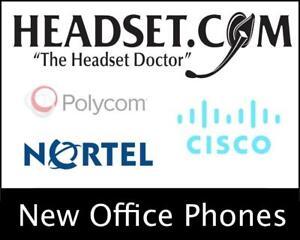 New Office Telephones