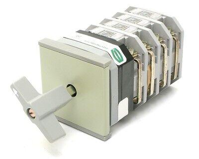 Electroswitch 20kb-2254d4 4-pole Rotary Switch
