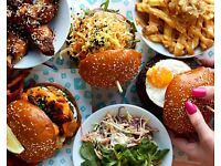 General Manager required for Exciting Burger Restaurant