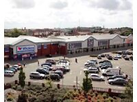 Car Wash Hand Valeting Business For Sale - Busy Shopping Retail Park - Jet Wash Site