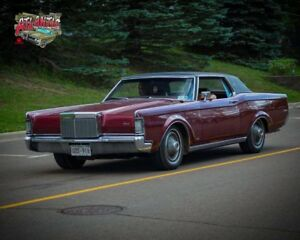 69 Lincoln continental mark 3. Licence & inspected $5000 obo