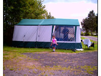 Conway Cambridge Trailer Tent