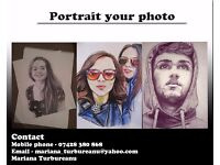 Portrait your photo