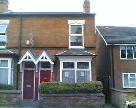 4 Bedrooms Available Dawlish Road in Selly Oak Birmingham University Student Area