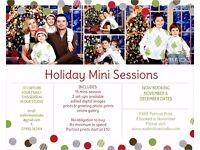 Christmas Family /Children Photo Session