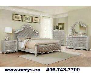 FURNITURE WAREHOUSE SALE!!! VISIT OUR WEBSITE WWW.AERYS.CA OR CALL 4167437700 only bed from $96 and bedroom from $399