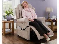 New Eastbourne rise and recline chair**Free delivery**
