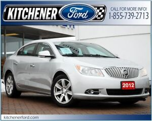 2012 Buick LaCrosse Convenience Group LEATHER/CAMERA/HEATED S...