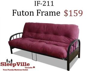 FUTONS AND SOFA BEDS - SERVING WINDSOR/ESSEX REGION - FREE FAST DELIVERY