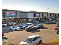 Car Wash Hand Valeting Business For Sale - Busy Shopping Centre Retail Park - Jet Wash Site