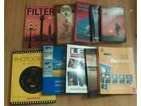 10 x photography books
