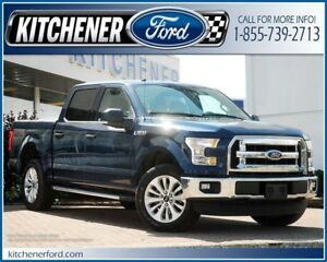 2016 Ford F-150 XL 4WD/TOW PKG/CAMERA/NAVI/PWR GROUP