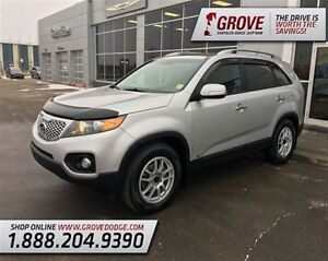 2012 Kia Sorento EX w/ Sunroof, Heated Leather Seats, AWD Edmonton Edmonton Area image 7