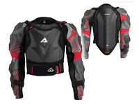 New L/XL Acerbis Scudo 2.0 Body Armour Jacket Motocross Enduro BMX Downhill CE