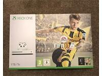 Xbox One S inc Fifa 17 Bundle (1TB)