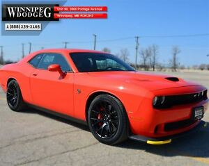 2016 Dodge Challenger SRT Hellcat w/Sunroof *6-Speed BRAND NEW*