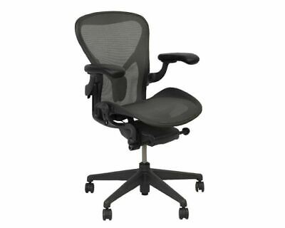 Herman Miller Aeron Task Chair Remastered B - Fixed Posture Fit