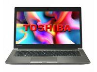 """Toshiba Portege Z30 Core i7-6500U 13.3 """" 1920x1080 IPS HDMI 8GB 256GB SSD"""