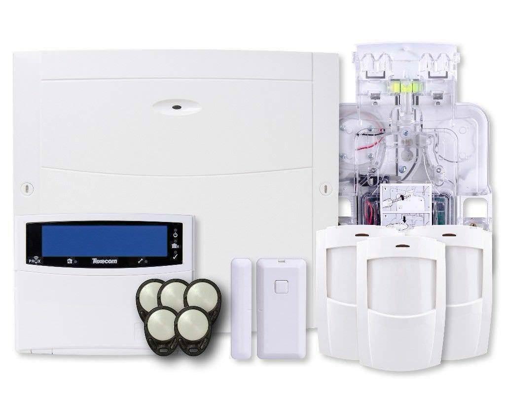 Grade 2 Home Burglar Alarm System With Phone Dialler In Birmingham Bell Box Wiring John