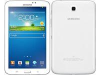 "Samsung Galaxy Tab 3 7"" Tablet Used"