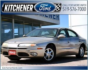 2002 Oldsmobile Aurora 3.5 LEATHER/PWR GROUP/GREAT SHAPE/170K!