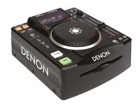 Denon DN-S700 DJ deck Tabletop CD/MP3 Player w/ effects loop 4-Way Pitch Range