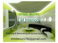 Painter, Decorator, Interior design & Wallpapering