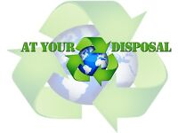 *WASTE DISPOSAL*CHEAP ALTERNATIVE TO A SKIP*SAME DAY SEVICE