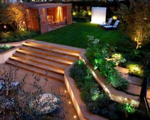 LANDSCAPING - GARDENING - PLANTING - DESIGN - FLOWERS - CEDARS - LEMON TREE LANDSCAPES OFFERING - FREE ESTIMATES