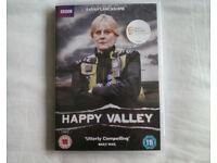 HAPPY VALLEY SERIES 1 DVD, NEW, STILL SEALED