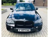 BMW X5 3.0 XDRIVE30D SE 5d AUTO 241 BHP (black) 2010