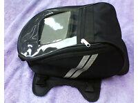 Motorcycle tankbag, magnetic, tank bag