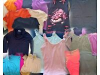 Assorted size 14 tops