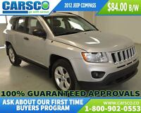 2012 Jeep Compass NO ACCIDENTS, 4X4, REMOTE START