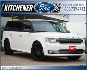 2017 Ford Flex Limited Limited/AWD/HTD SEATS&MIRRORS/PWR GROUP