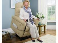 New Pembroke Rise and recline chair**Free delivery**