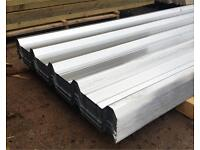 🛠~New~ Box Profile Roof Sheets ~ Galvanised ~ Cladding/Shed etc