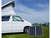 150W Folding Solar Penel KIT, All READY TO GO! Titan-Energy UK