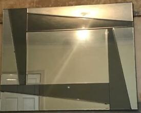 Large Mirror (1930's Art Deco style)