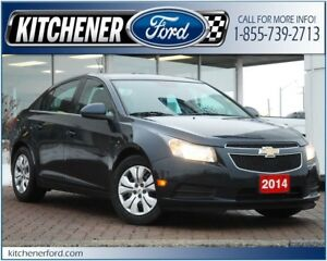 2014 Chevrolet Cruze CLEAN MACHINE!/NICE SHAPE AT A GREAT PRICE!