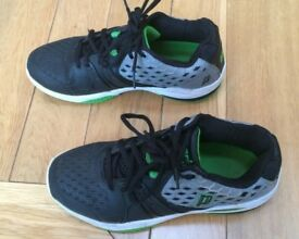 Prince Mens Warrior Tennis Shoes - Size UK 6 - EU 39.5 - £20