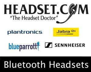 Bluetooth Wired Headsets