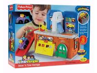 Brand New & Unopened - Fisher-Price Stow 'n Tow Garage